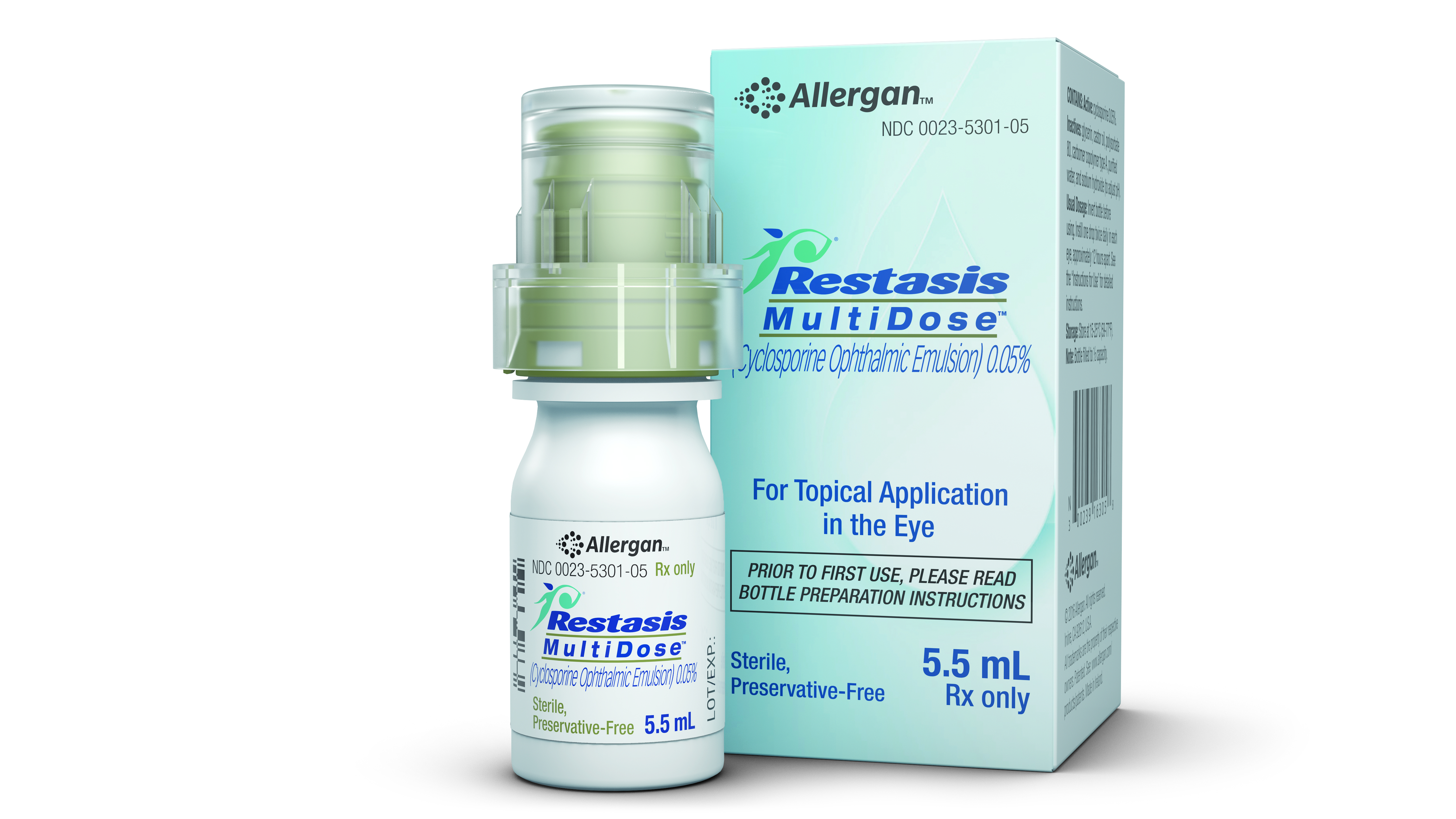 Eyewire Today | Allergan Announces Availability of